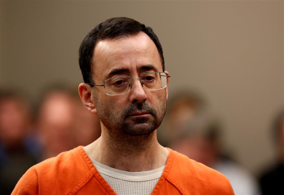 Former US gymnastics doctor pleads guilty to sex abuse charges