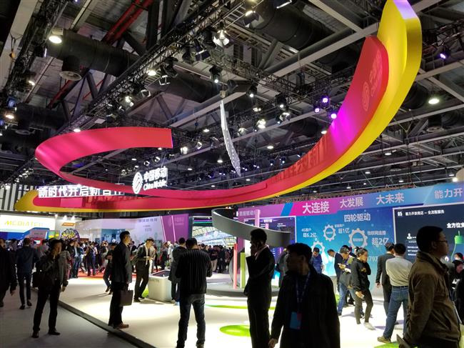 China Mobile sees 700 million 4G users in 2018