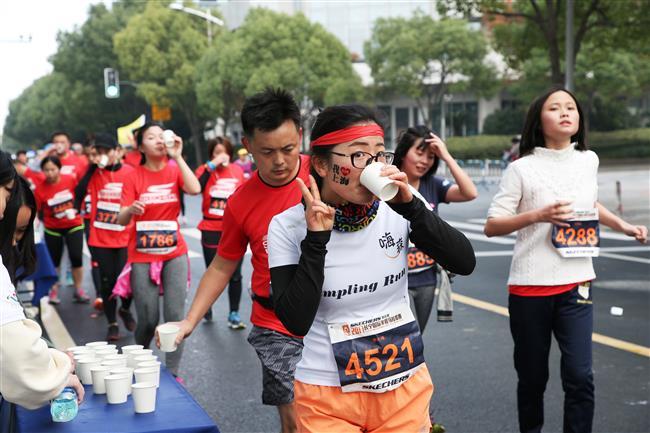Changning hosts International Half Marathon