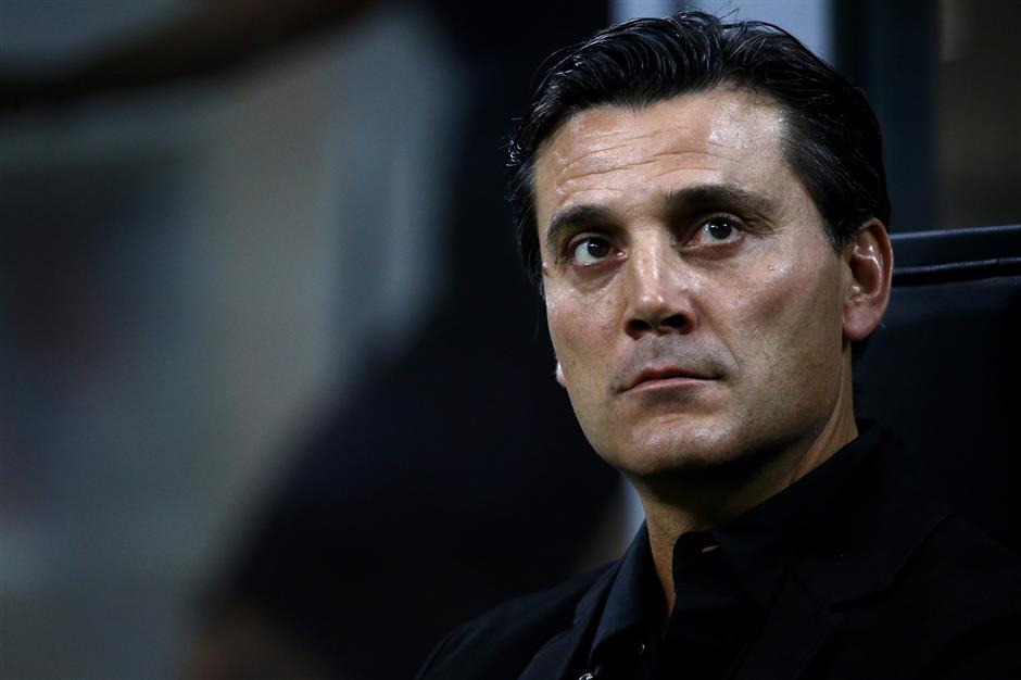 Gattuso in for Montella at struggling Milan