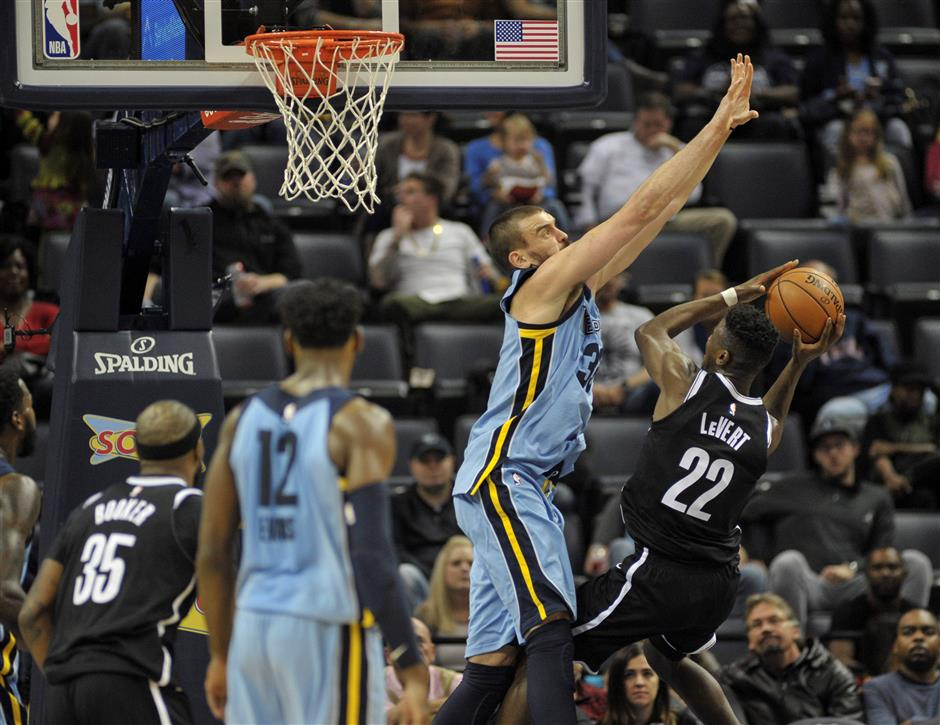 Gasol miffed at sitting in 4th quarter as Grizzlies lose again