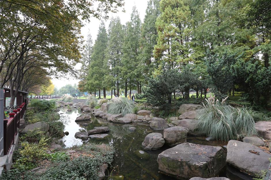 'Park of the Old City' full of surprises and solitude