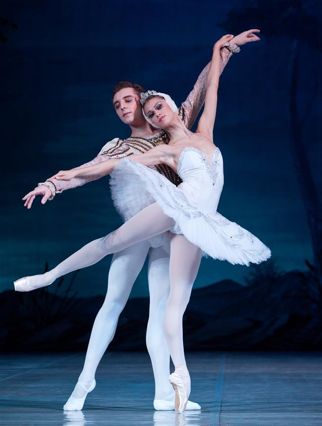A special New Year with Russian State Ballet