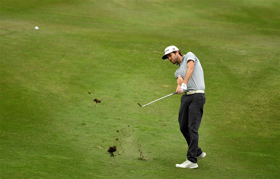 Garcia starts well as locals dominate Australian PGA Championship