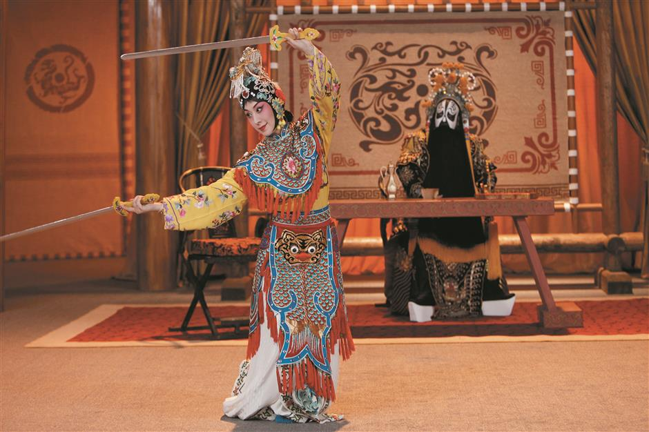 Chamber concert version of the Peking Opera classic to debut in Shanghai