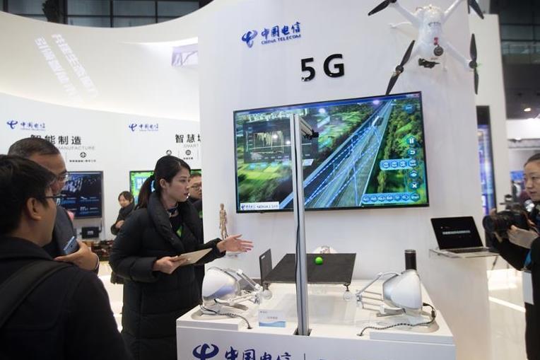 Light of Internet Exposition opens in Wuzhen