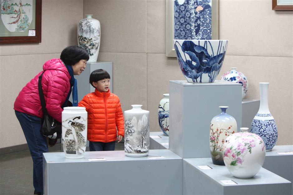 Jingdezhen, the home of porcelain