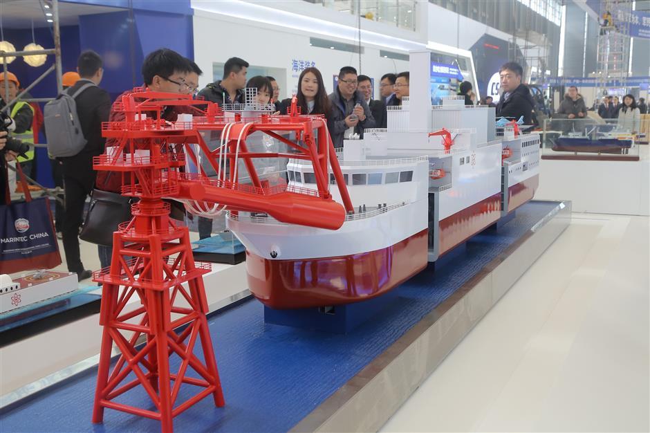 Marine exhibition to highlight cruise ships