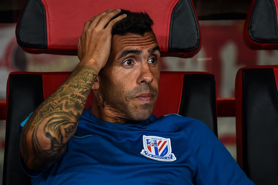 Tevez told to return by December 26 as Shenhua saga drags on