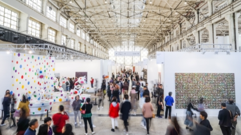 West Bund becoming the face of contemporary art