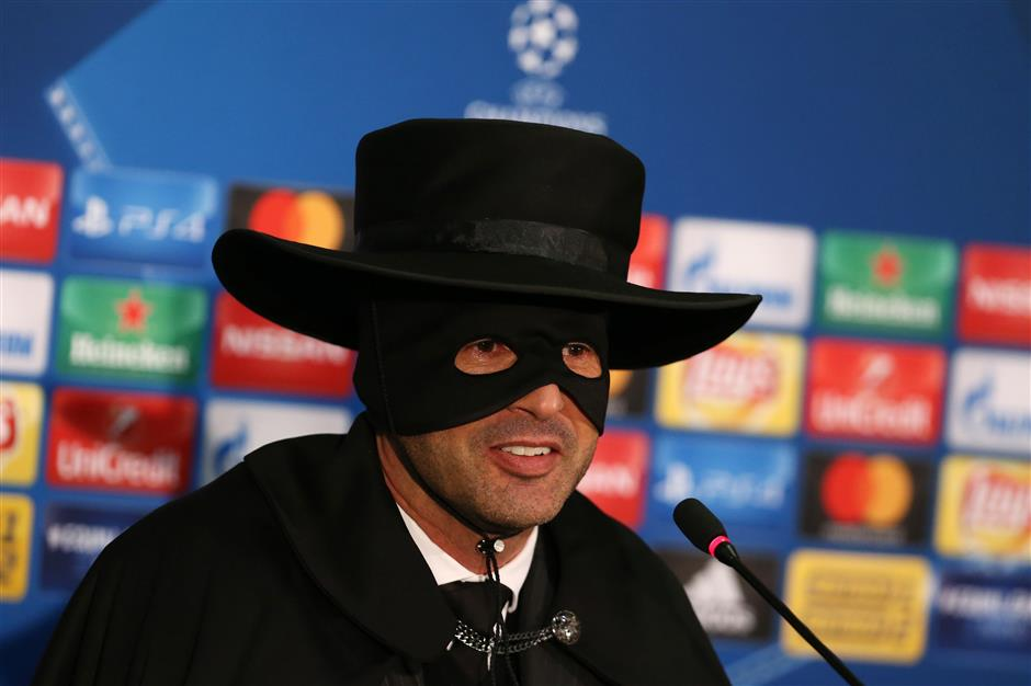 Fonseca dons mask of Zorro after Shakhtar leaves its mark