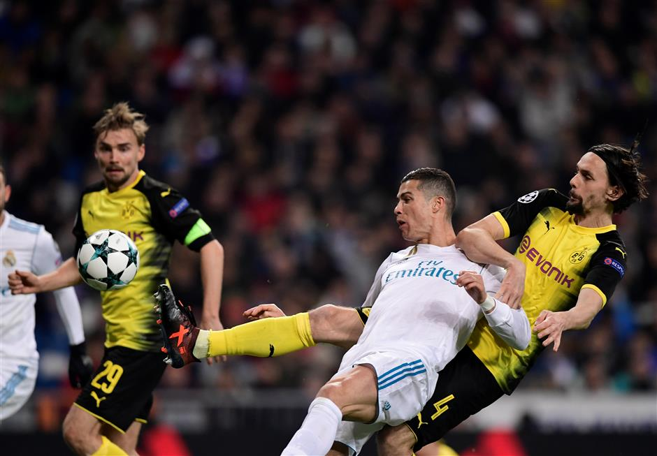 Zidane must patch up Real's defense for tough Sevilla game