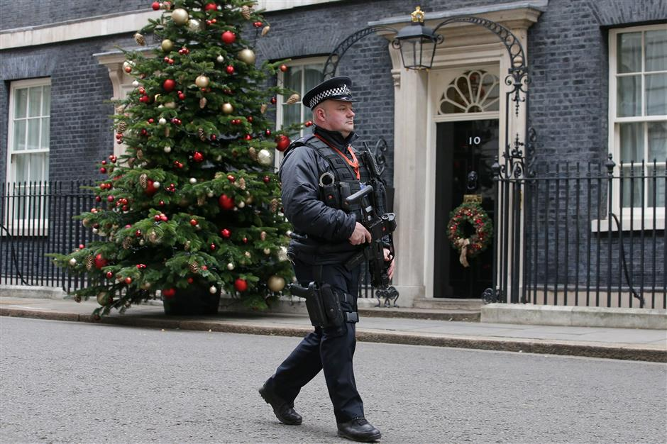 Man Charged With Plot To Kill British Pm Shine News