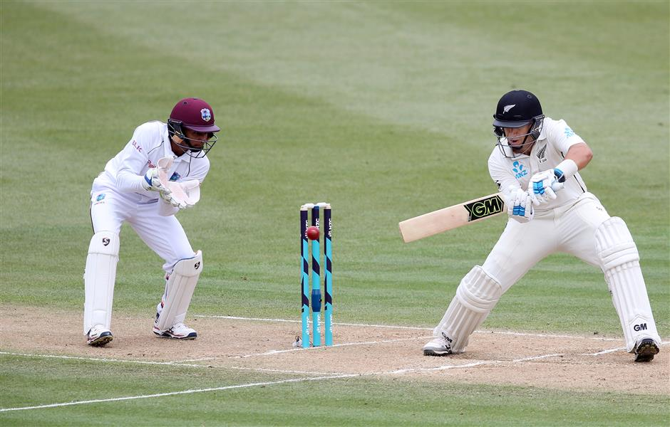 Taylor pays tribute to Crowe as record-equalling ton rocks Windies