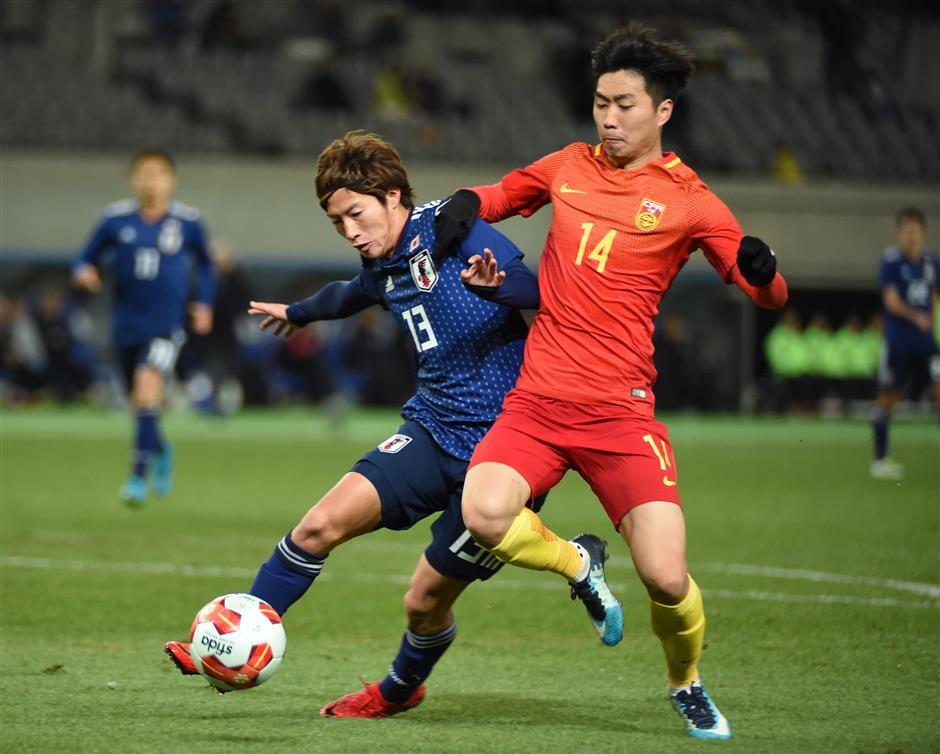 Japan, South Korea set up East Asian showdown