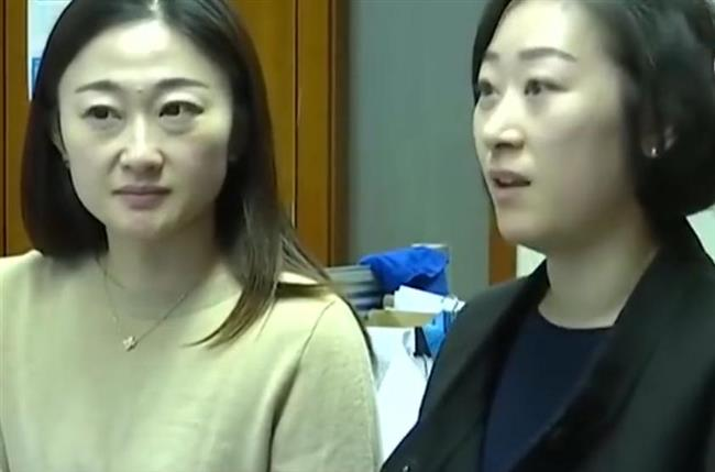 Woman's two iPhone Xseasily unlocked by colleague's face