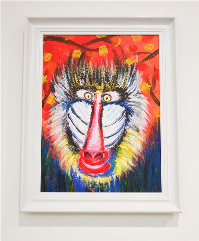 Art unites autistic kids and painters