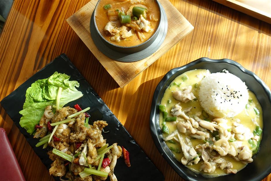 Noodle lovers won't feel blue with Fu Gui recipe