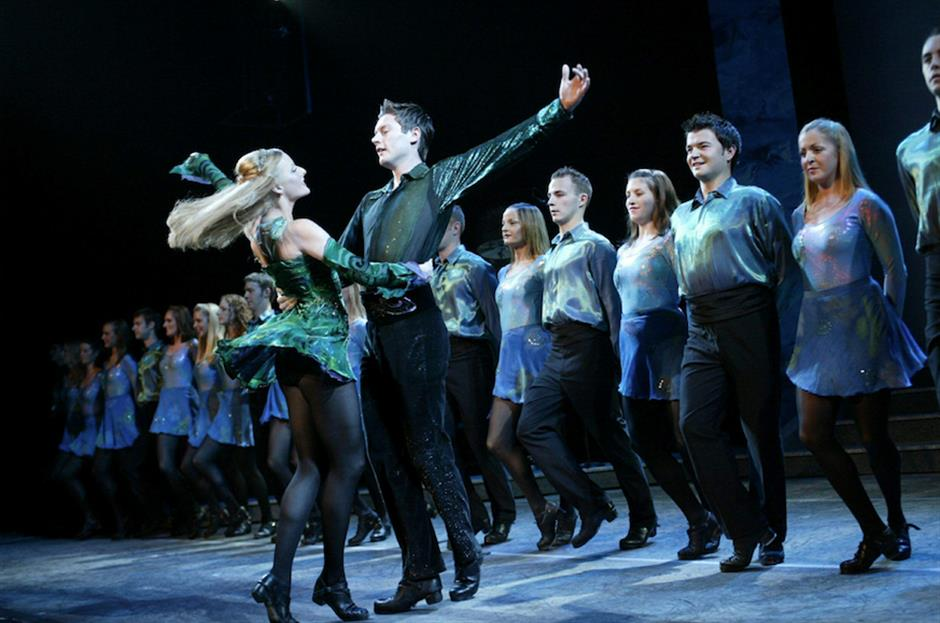 Riverdance your way into 2018