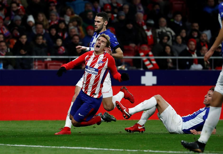 Barca reaches agreement with Atletico's Griezmann – reports