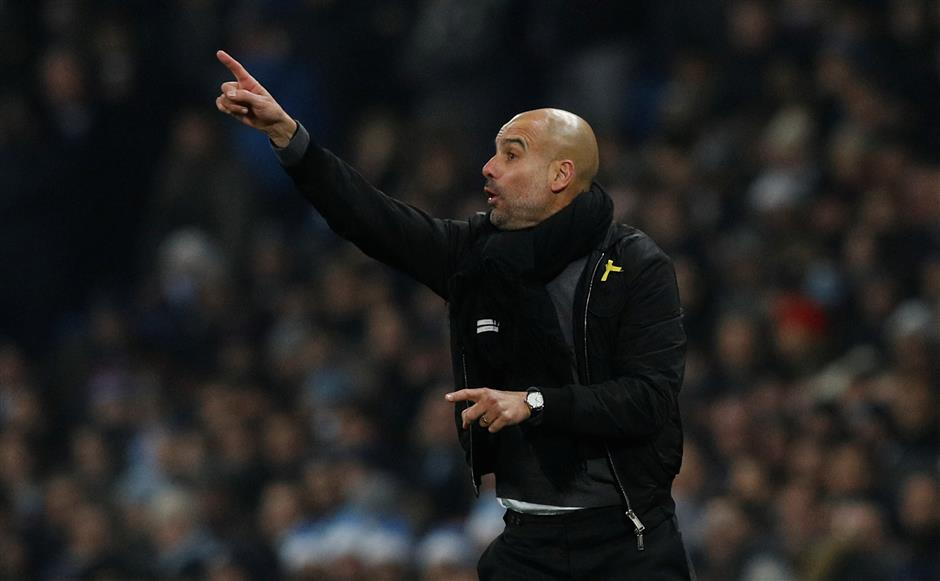 City 'planning talks' to extend Guardiola deal