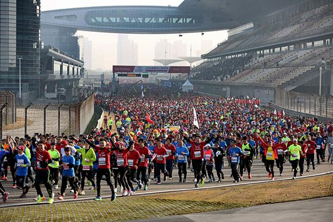 'Run the Track' on new year's day