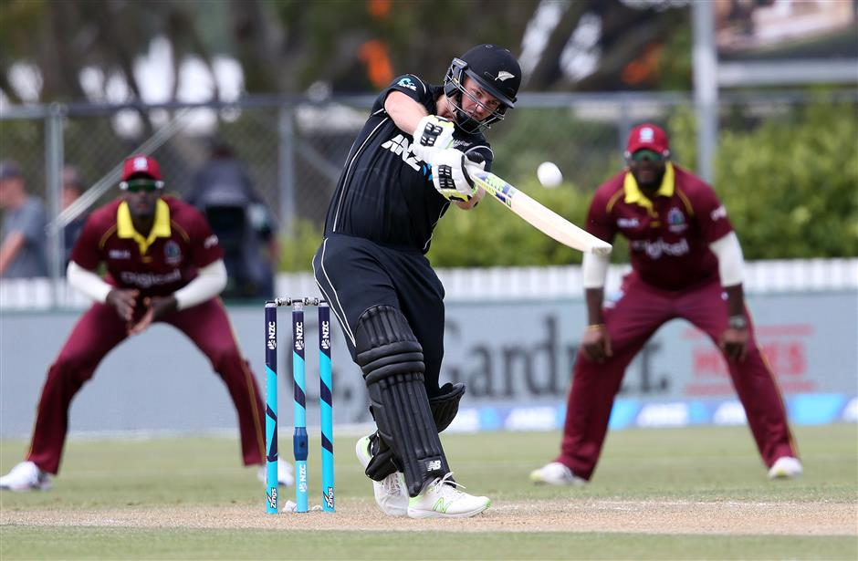 Windies rue poor batting as Kiwis win first ODI