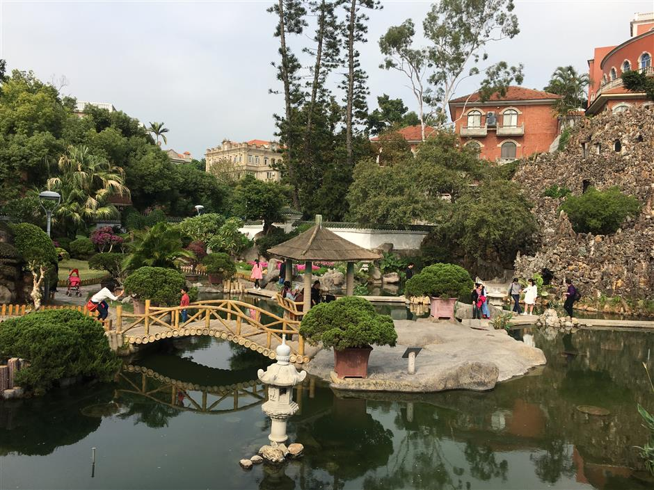 Xiamen, a favorite destination for hipsters