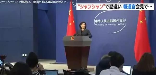 Spokeswoman Hua Chunying offers rare glimpse of laughter