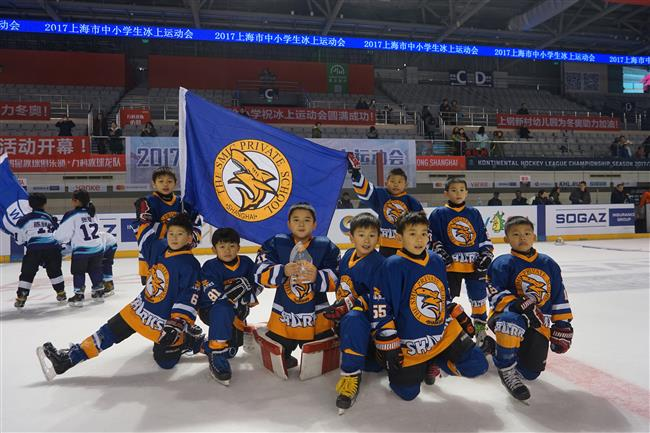 City youngsters enthusiastic about winter sports