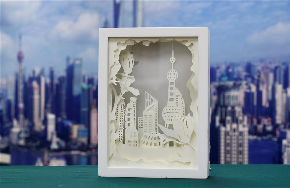 12 'Shanghai angle' souvenirs win tourism competition awards