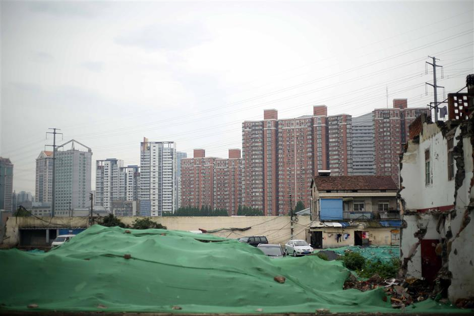 The rebirth of Shanghai's 'Red Flag' Village