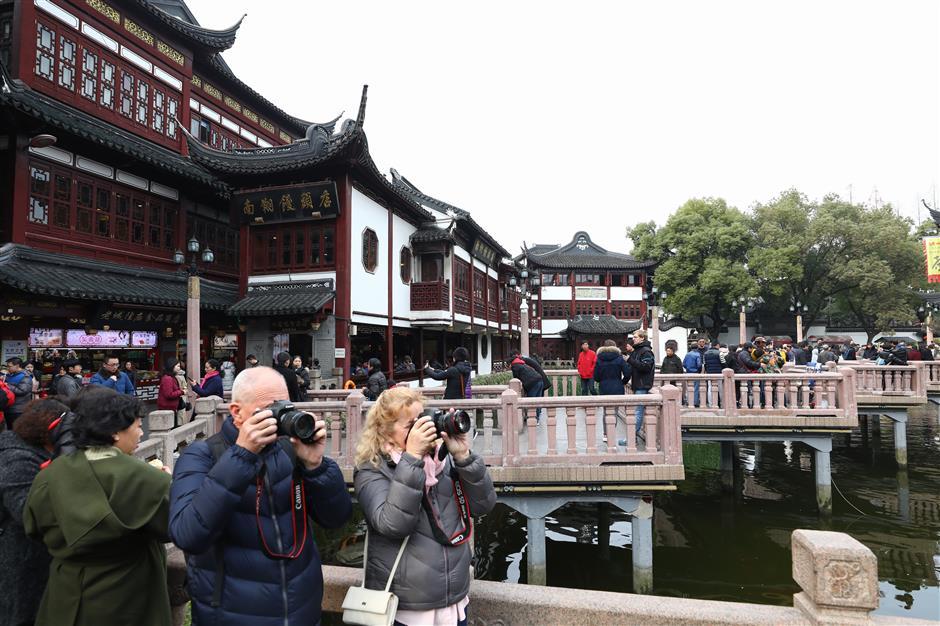 New round of facelifts at Yuyuan