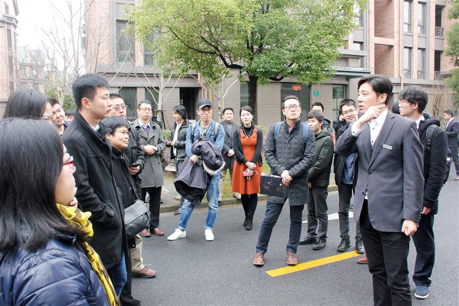 Overseas Chinese talents lured to start business in Yangpu