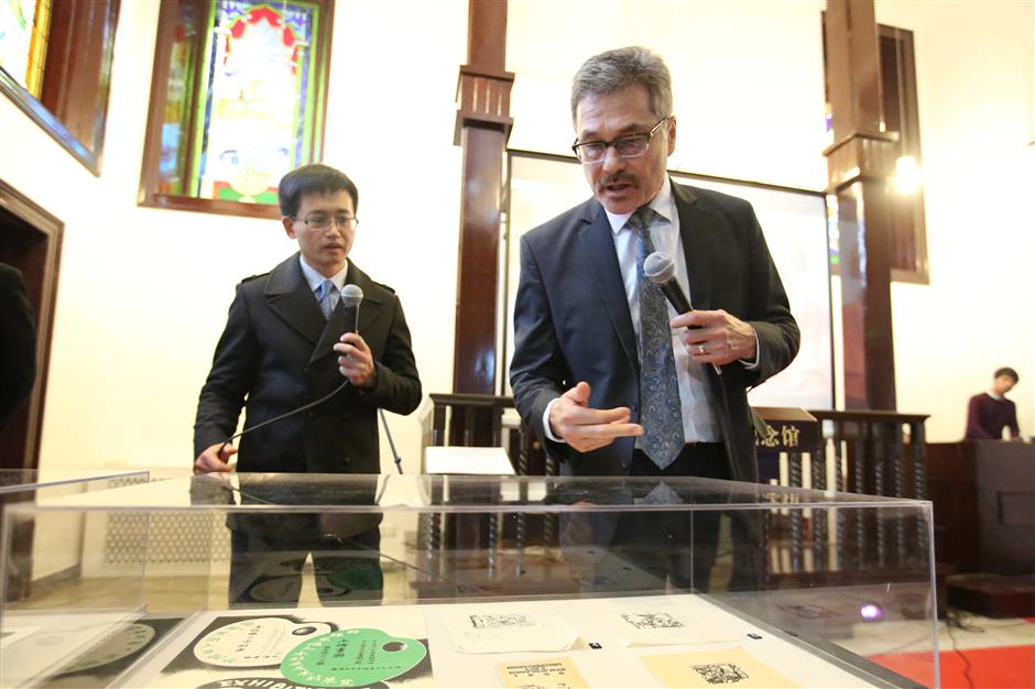 Artworks of former Jewish artist donated to Shanghai