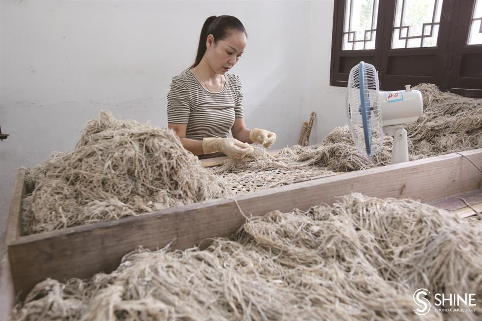 Xuan paper: An icon of Chinese culture