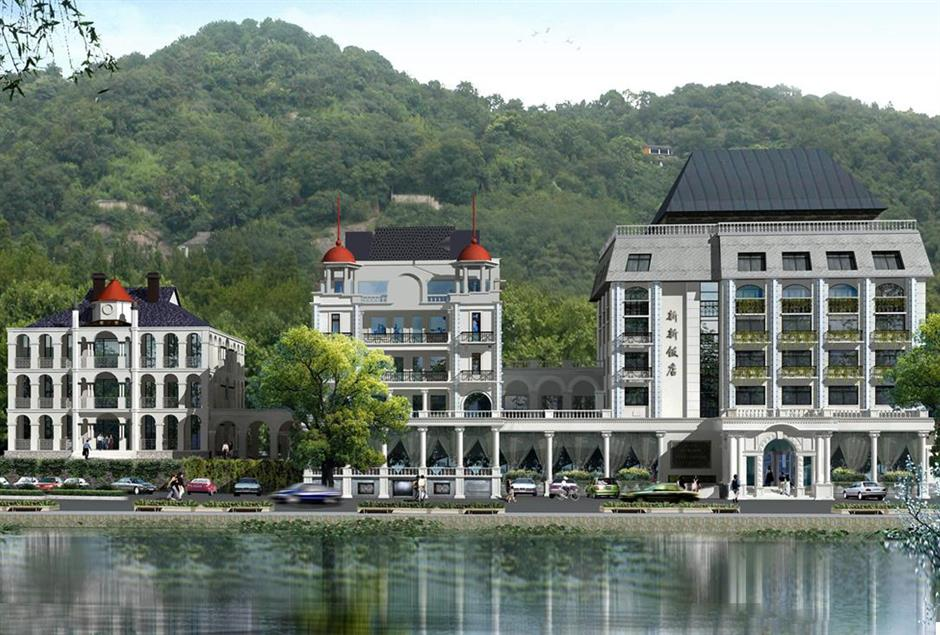 The New Hotel offers historic taste of Hangzhou