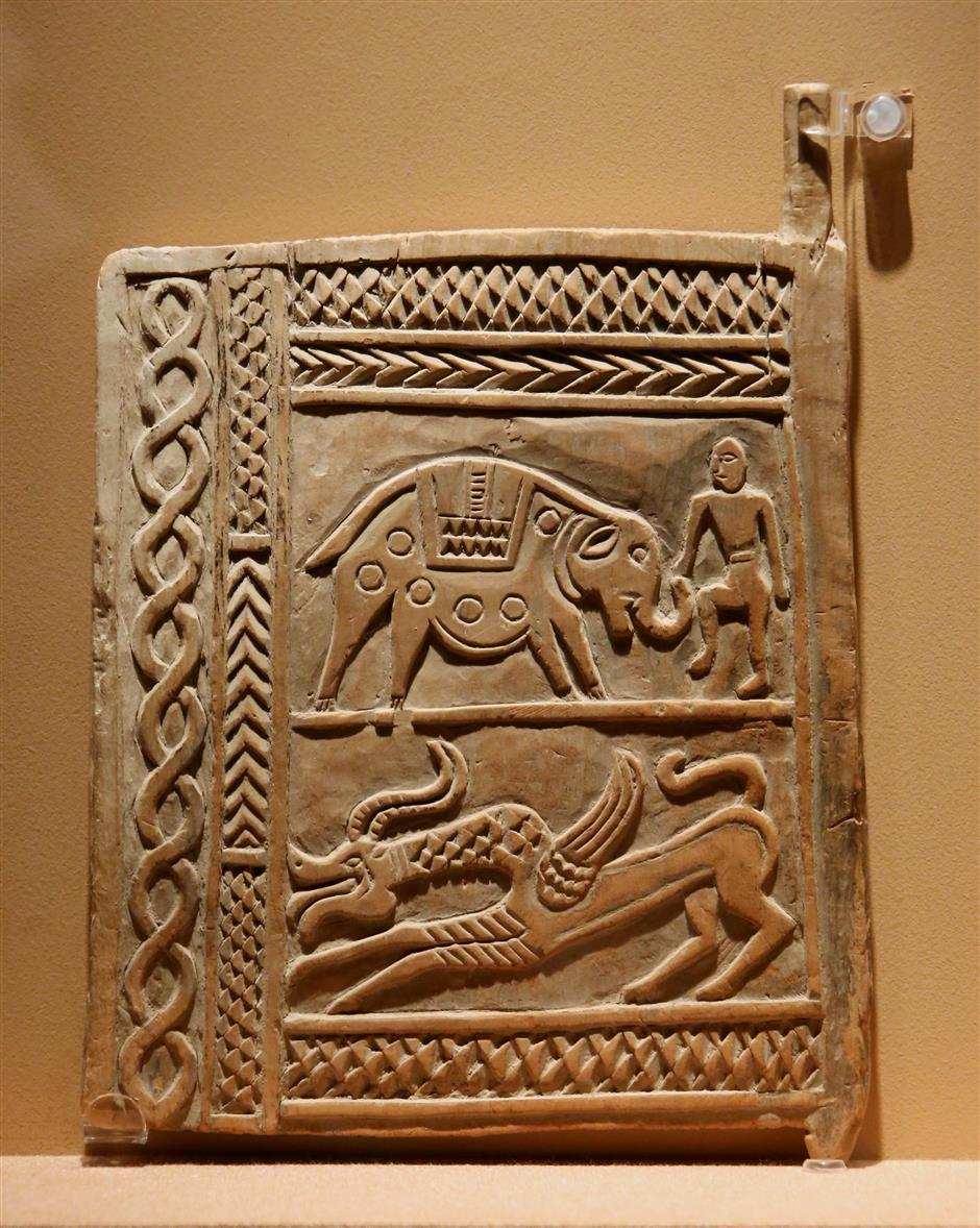 Kushan Empire: crossroads of civilizations