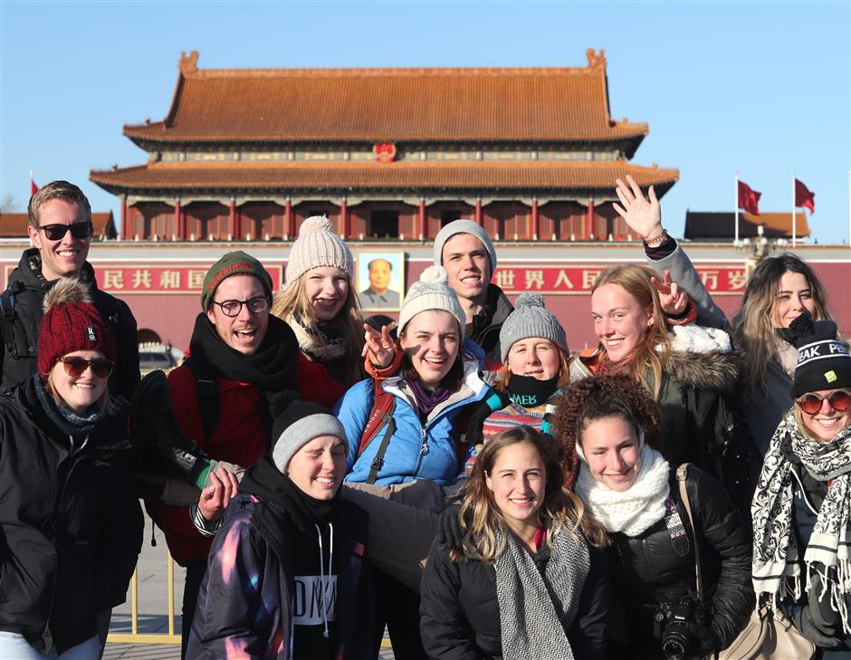 28 percent of foreigners plan to visit China within 3 years: survey