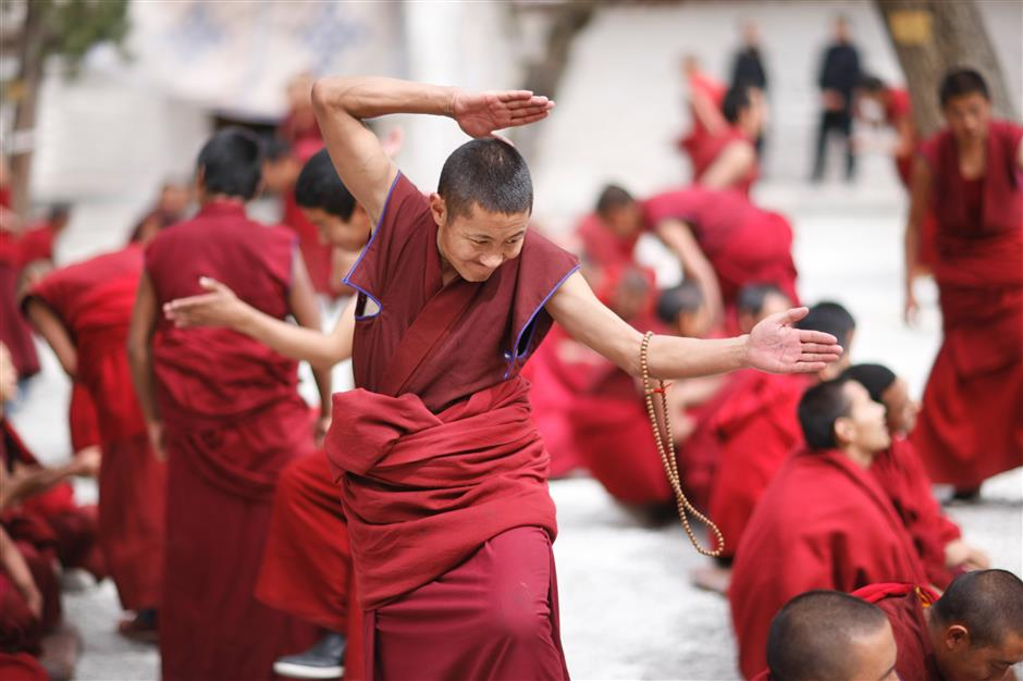 Tibet monasteries get new lease of life after centuries of service