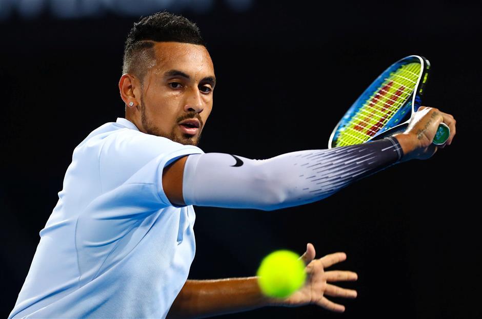 Kyrgios captures first home title