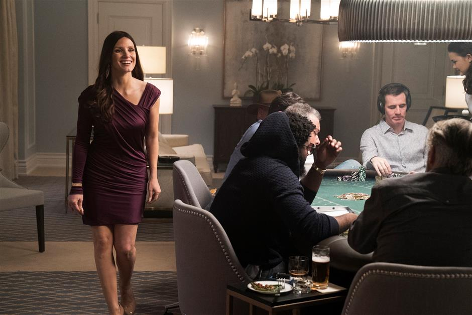 Sorkin plays winning hand in 'Molly's Game'