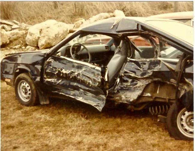 A remembrance: the day I almost died