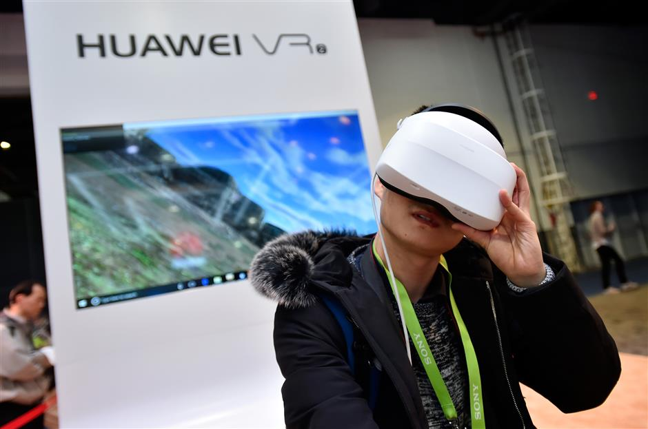 Chinese tech companies bring smart ideas, products to CES