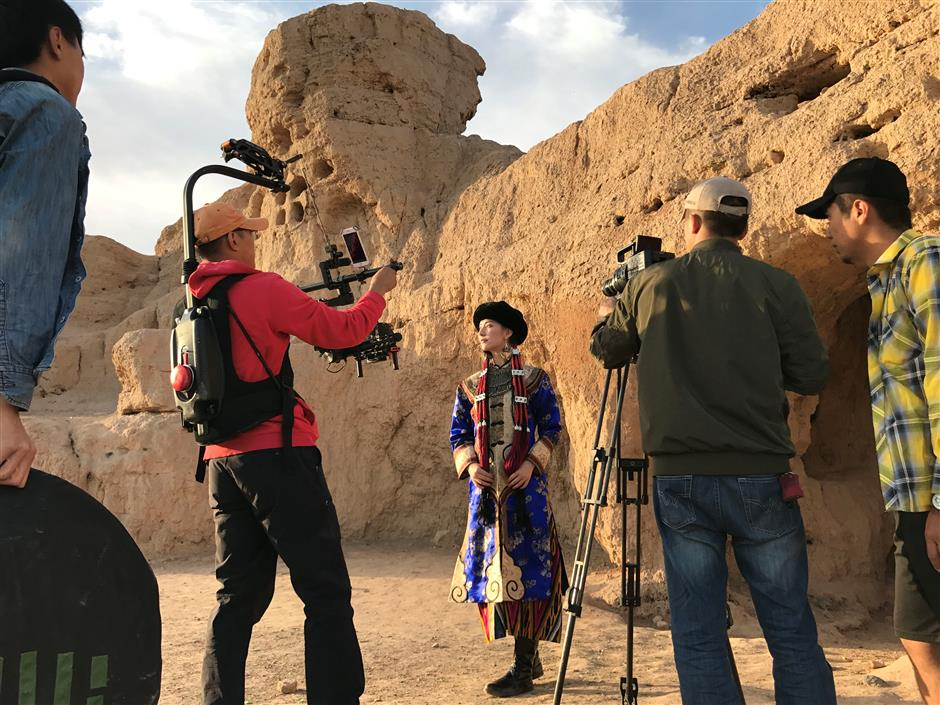 New documentary series about Xinjiang to be aired