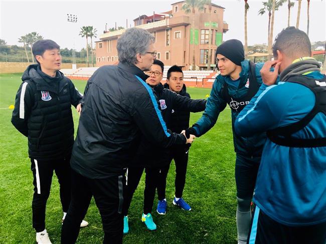 Shenhua adds staff ahead of the new CSL season