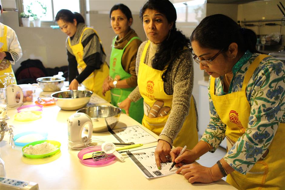 Expats do their part in fostering blending with local communities