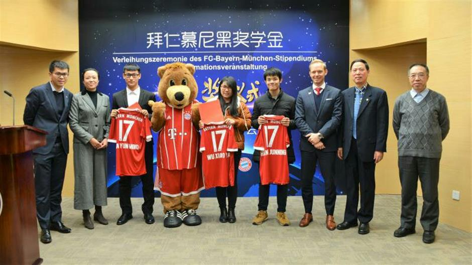 Tongji students promote deeper ties between China and Germany