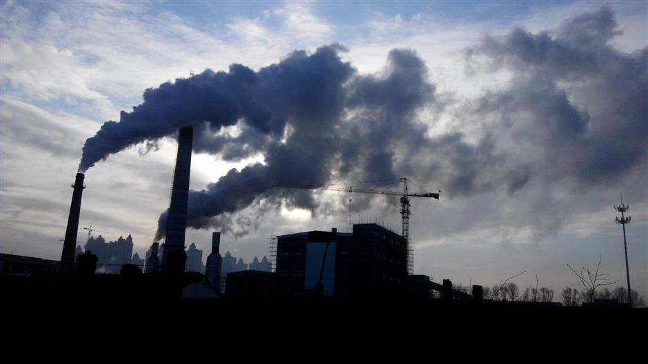In pursuit of blue sky, carbon trading looms