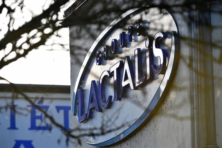 Police raid France's Lactalis after baby milk scandal